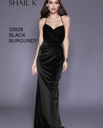 Balklänning/Festklänning från shail k