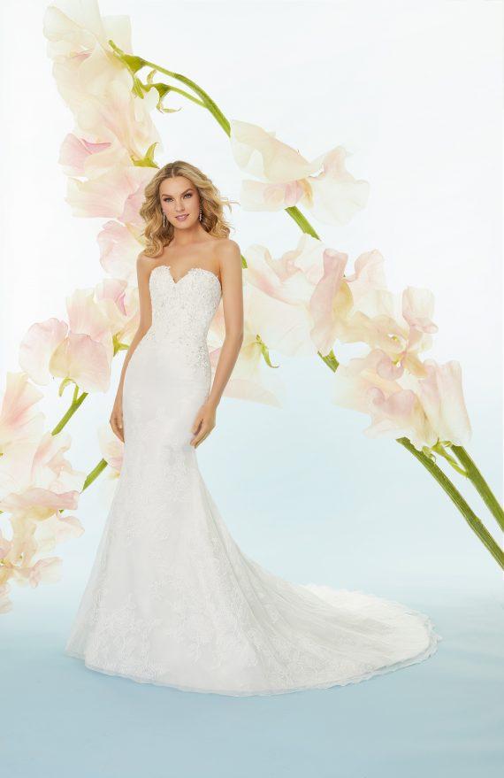 Sofia Blanca en av Ronald Joyce brudklännings kollektioner 51365