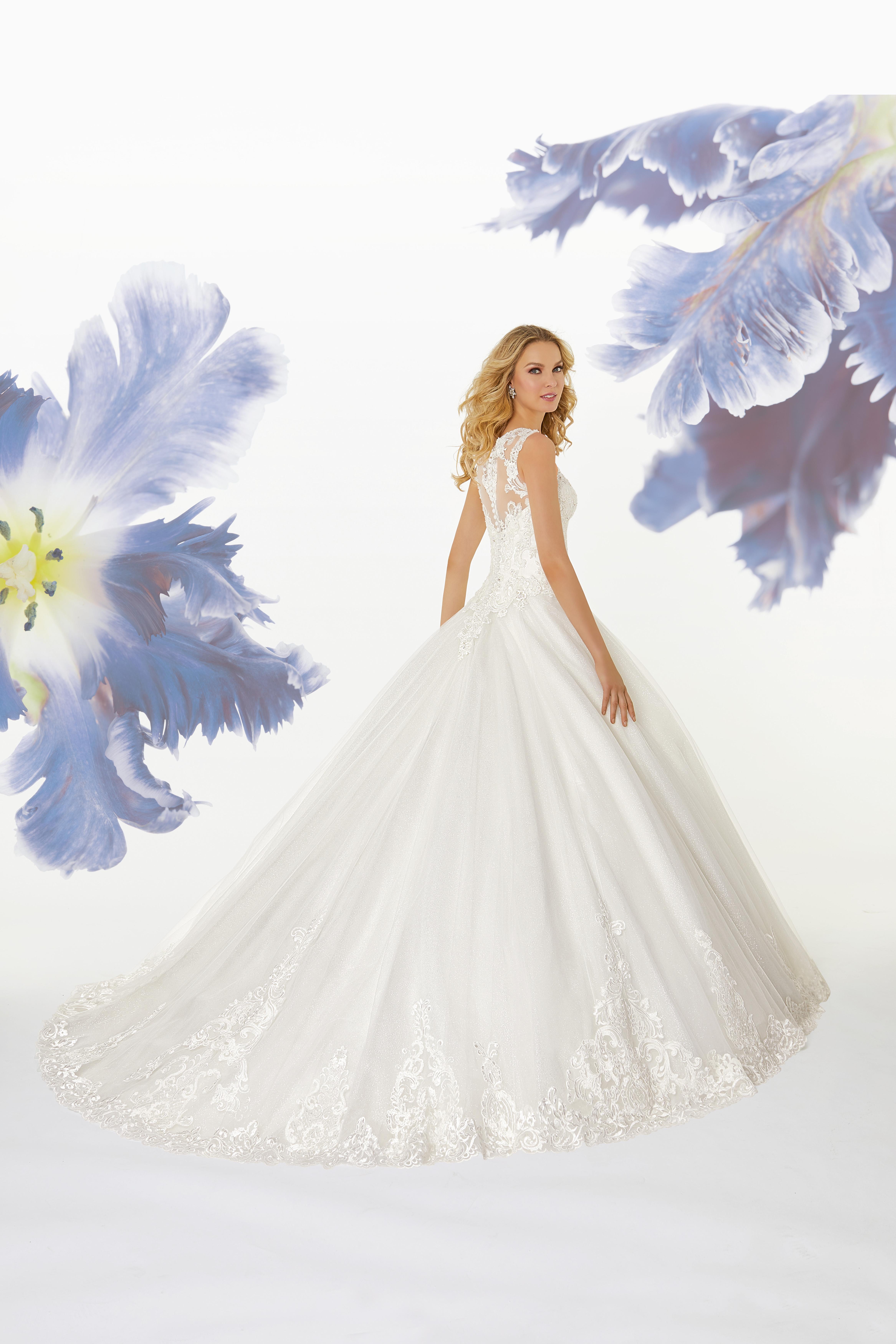 Sofia Blanca en av Ronald Joyce brudklännings kollektioner 51392
