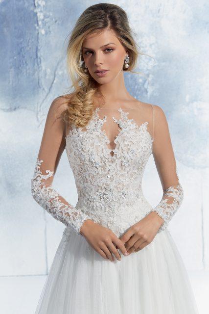90da2842a162 Brudklänning, bröllopsklänning, Bröllopskläder. Bröllopsbutik, Sofia  Bianca, Morlilee, Ronald Joyce,