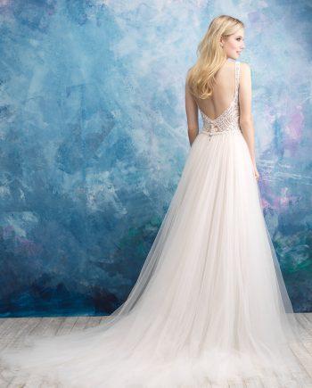 Allure Bridals Brudklänning, Brudklänningar, bröllopsklänningar, Bröllopsbutik, Allure woman, Madison james, Allure Couture, Allure Modest