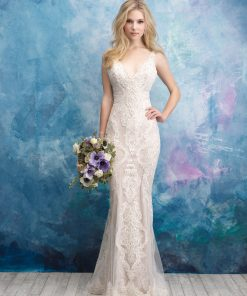 Brudklänning, Bröllopsklänning, Brudkjoer, Brudkjole, Bröllopsbutik, Bröllopsbutik Malmö Allure Bridals, Allure Woman, Allure Couture, Madison James, Allure Widerly, Modest