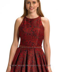Manon Balklänning festklänning studentbal klänning till studentbal tärnklänning